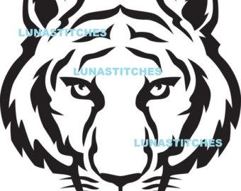 White Tiger svg #15, Download drawings