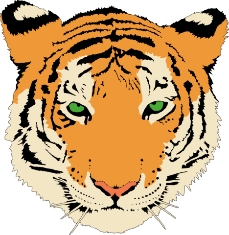 Tiger svg #6, Download drawings
