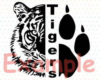 tigers svg #1239, Download drawings