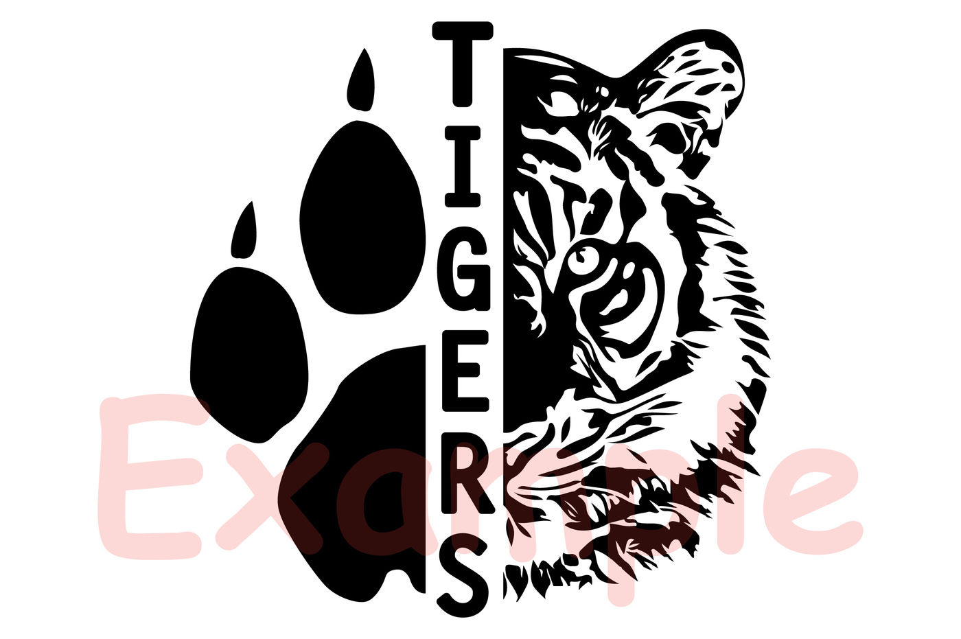 tigers svg #1234, Download drawings