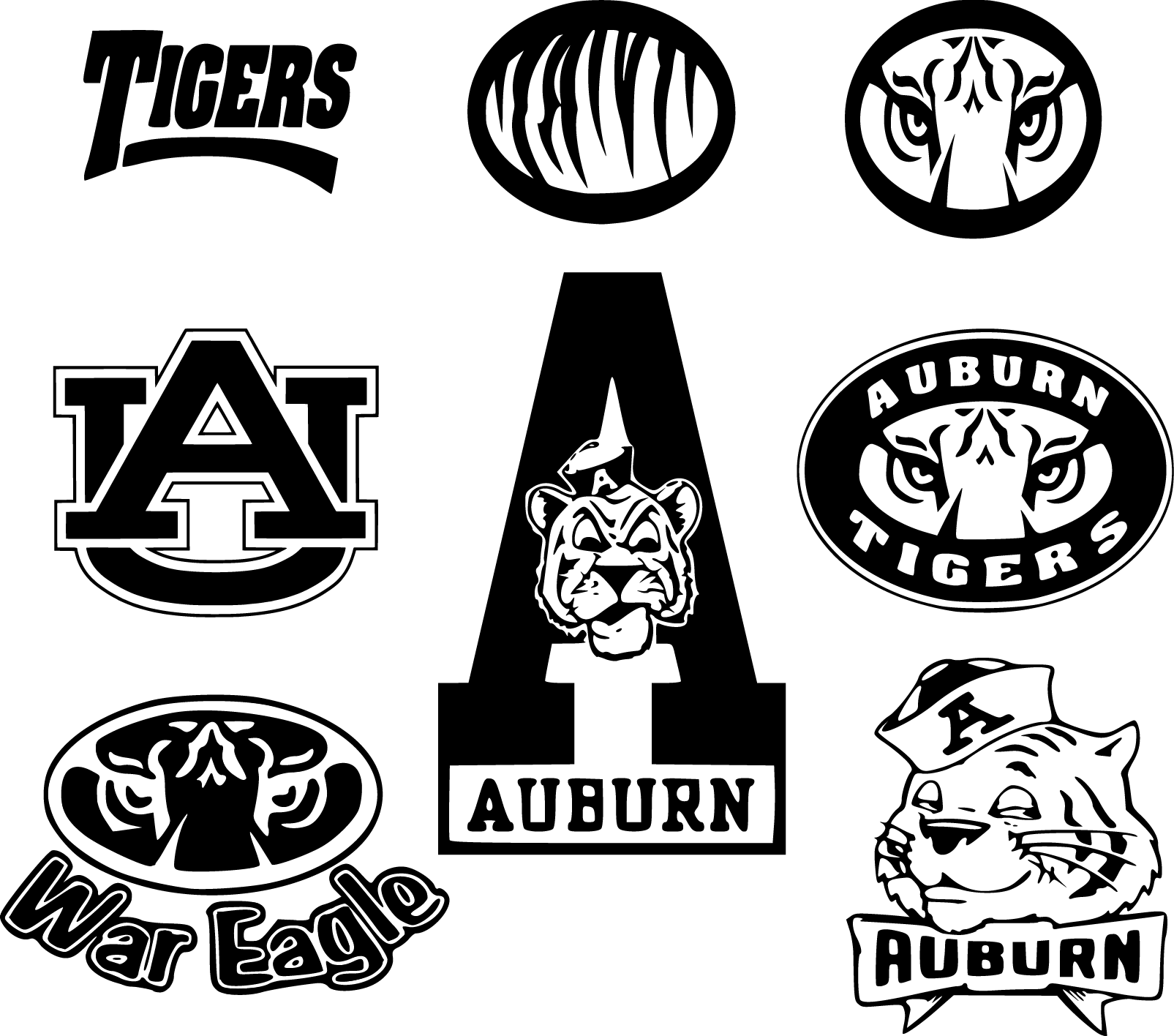 tigers svg #1229, Download drawings