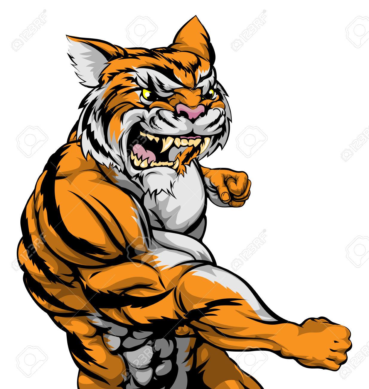 Tigre Bengala clipart #4, Download drawings