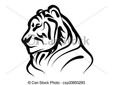 Tigre Bengala clipart #6, Download drawings