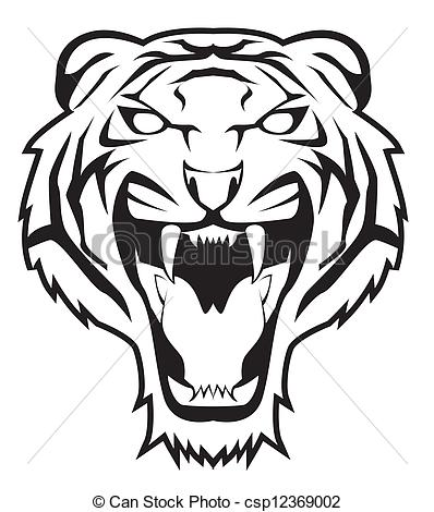 Tigre Bengala clipart #7, Download drawings