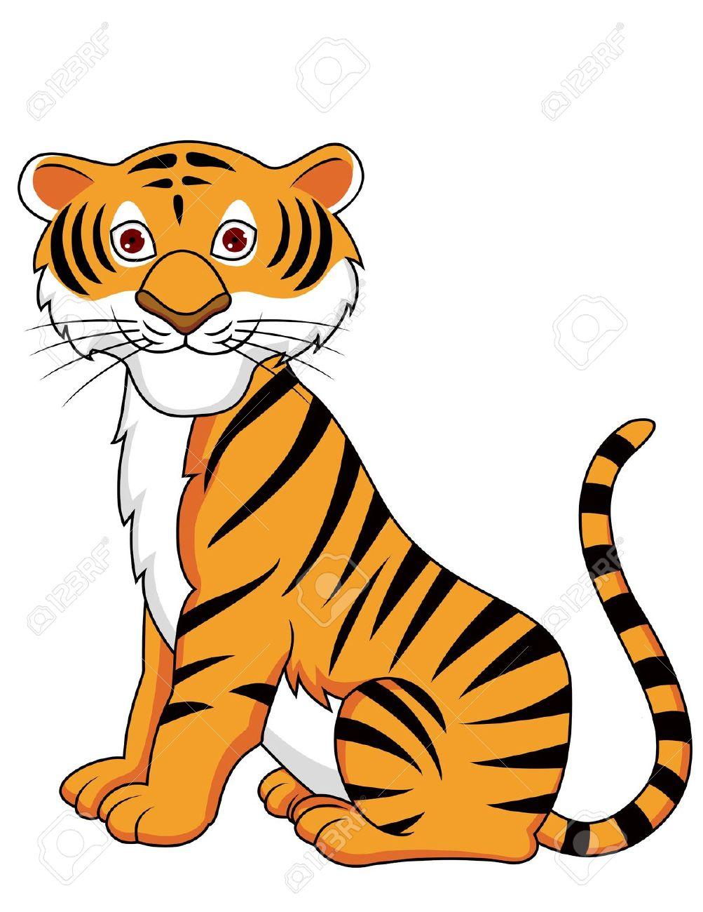 Tigre Bengala clipart #13, Download drawings