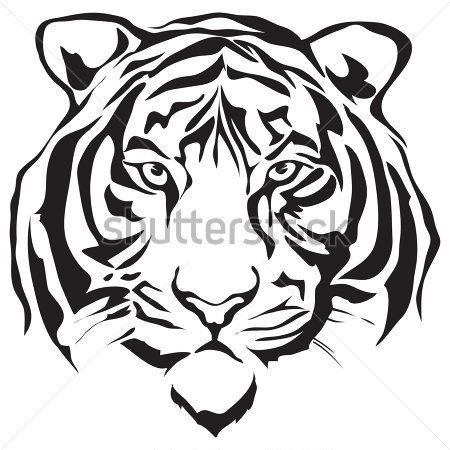 Tigre Bengala svg #10, Download drawings