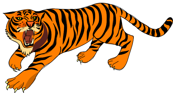 Tigres clipart #20, Download drawings