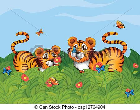 Tigres clipart #15, Download drawings
