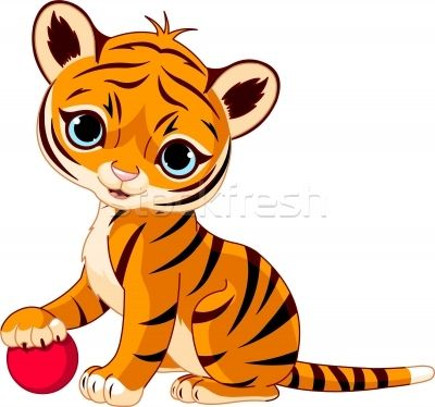 Tigres clipart #11, Download drawings