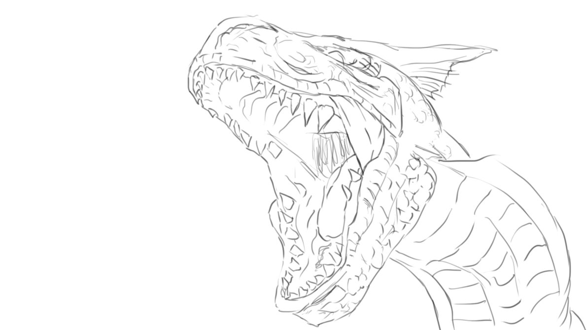 Tigrex coloring #18, Download drawings