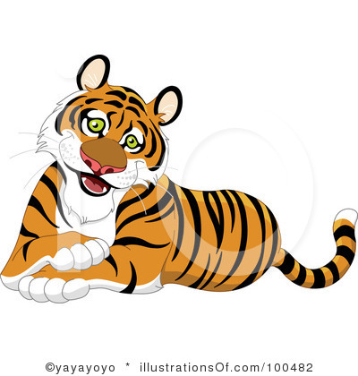 Tiiger clipart #9, Download drawings