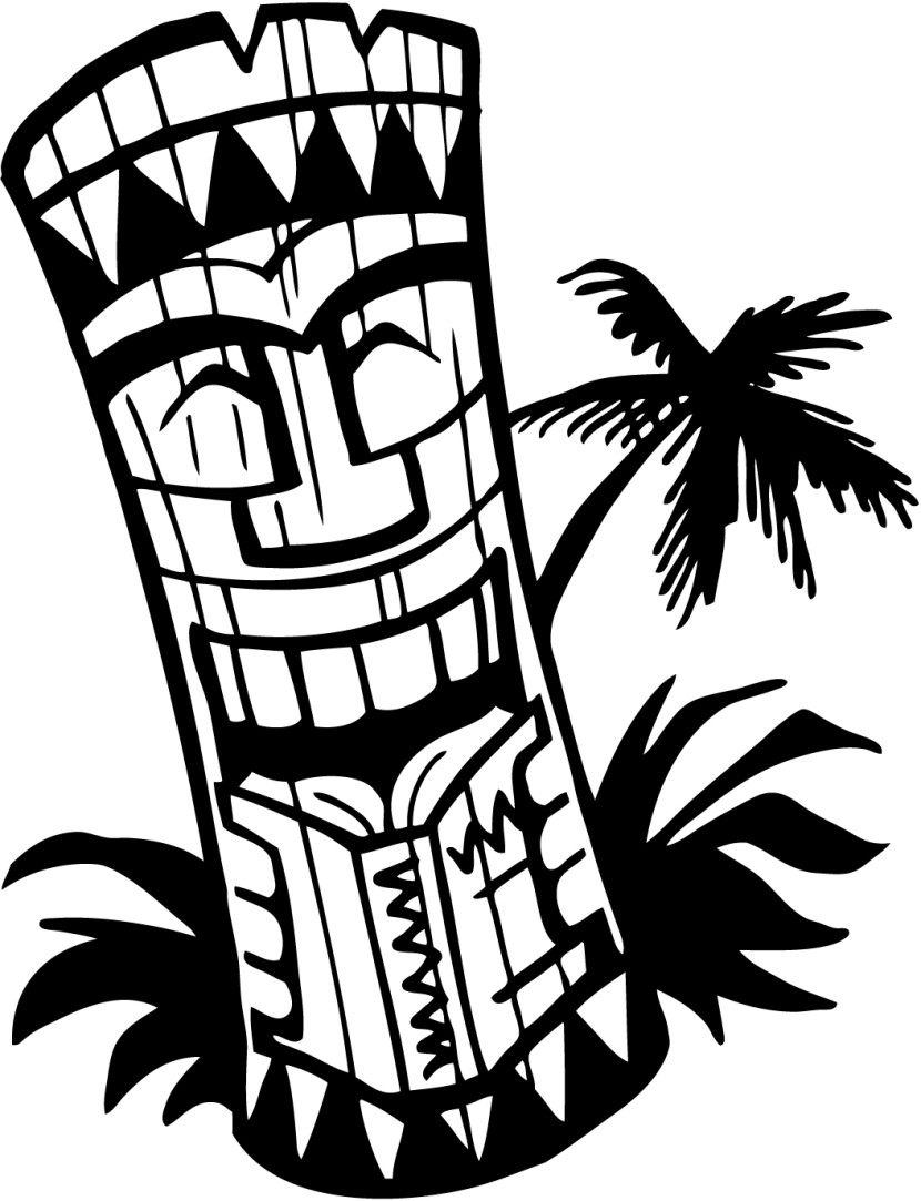 Tikki clipart #17, Download drawings