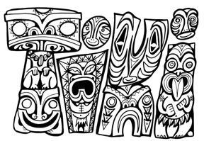 Tikki coloring #9, Download drawings