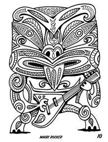 Tikki coloring #2, Download drawings