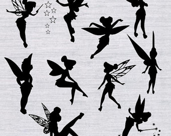 Tinker Bell svg #7, Download drawings