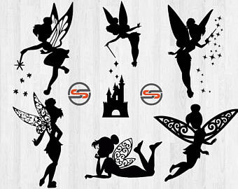 Tinker Bell svg #4, Download drawings