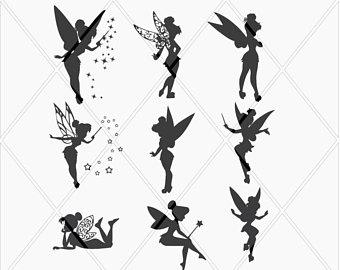 Tinker Bell svg #14, Download drawings