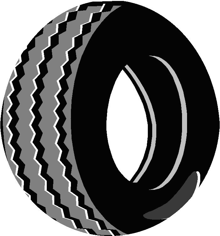 Tire clipart #20, Download drawings