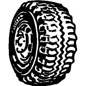 Tire clipart #8, Download drawings