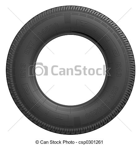 Tire clipart #10, Download drawings