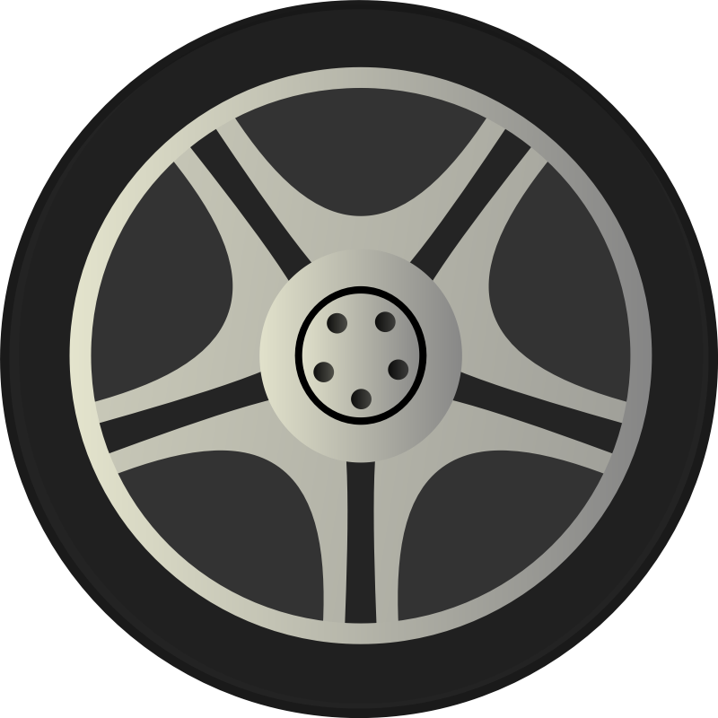 Tire clipart #4, Download drawings