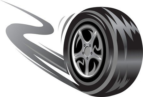 Tire clipart #2, Download drawings