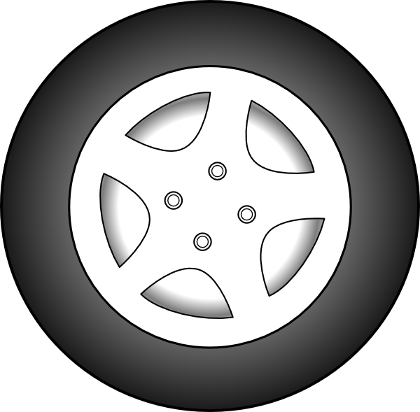 Tire clipart #18, Download drawings