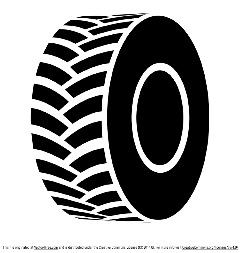 Tire svg #764, Download drawings
