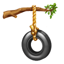 Tire Swing clipart #18, Download drawings