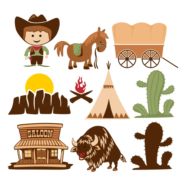 Cowboy svg #1046, Download drawings