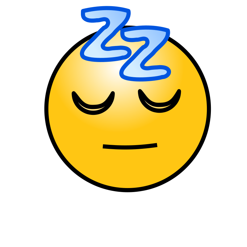 Tired clipart #4, Download drawings