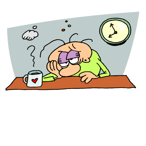 Tired clipart #19, Download drawings