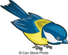 Titmouse clipart #12, Download drawings