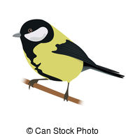 Titmouse clipart #16, Download drawings