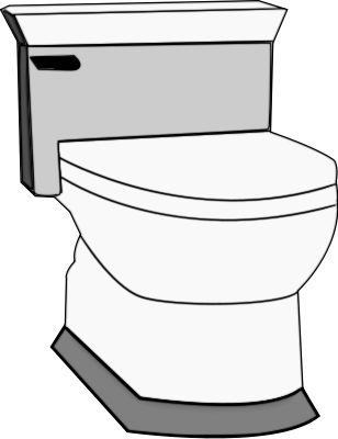 Toilet clipart #7, Download drawings