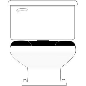 Toilet svg #2, Download drawings