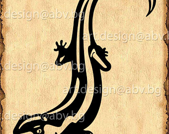 Tokay Gecko svg #18, Download drawings