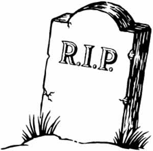 Tombstone coloring #9, Download drawings