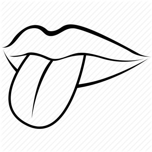 Tongue clipart #8, Download drawings