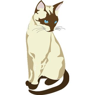 Tonkinese svg #6, Download drawings
