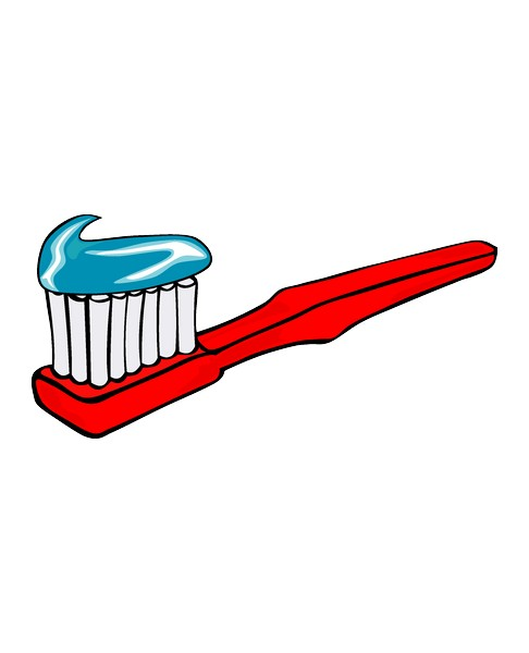 Toothbrush clipart #11, Download drawings
