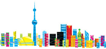 Toronto clipart #2, Download drawings