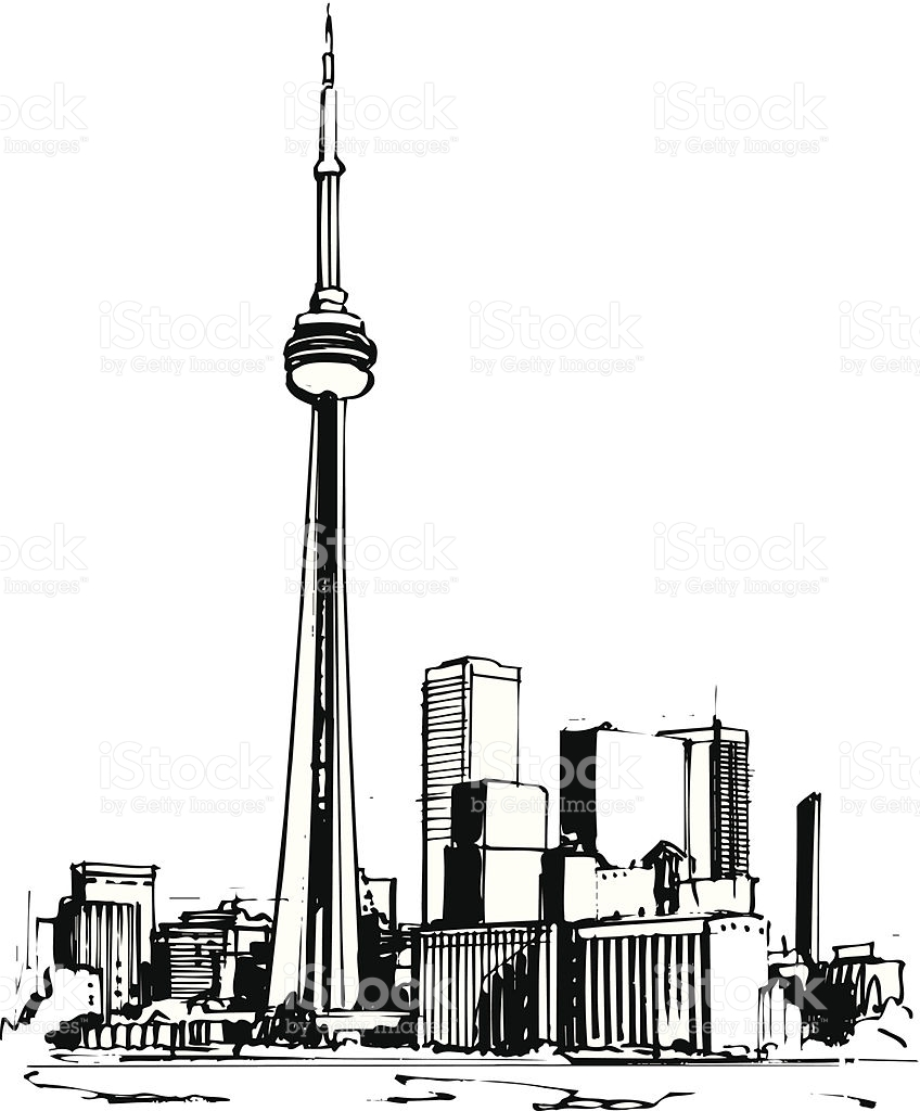 Toronto clipart #14, Download drawings