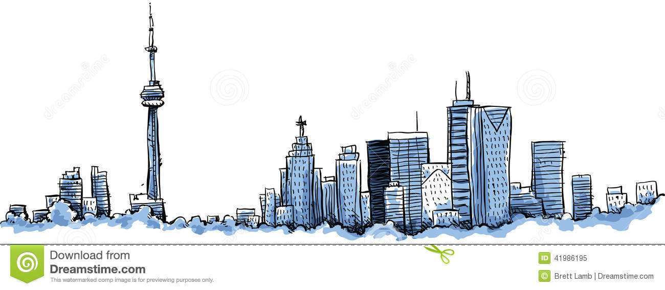 Toronto clipart #18, Download drawings