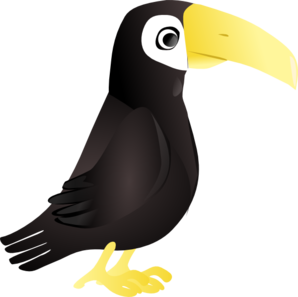 Toucan clipart #12, Download drawings