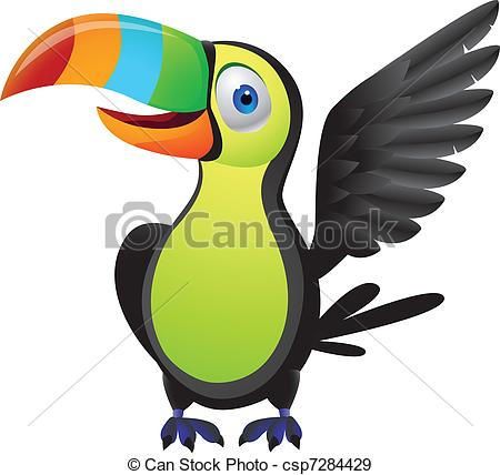Toucan clipart #14, Download drawings