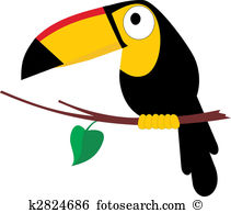 Toucan clipart #20, Download drawings