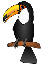 Toucanet clipart #13, Download drawings