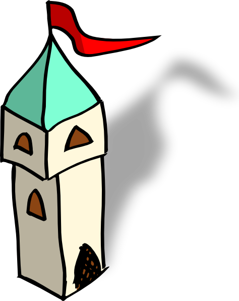 Tower clipart #9, Download drawings