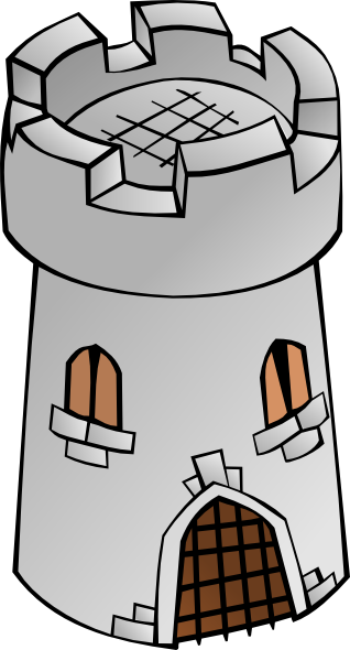 Tower clipart #20, Download drawings